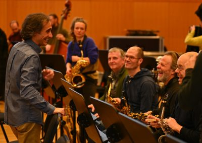 Maestro Gabriele & The Reed Section (Sinfonieorchester Basel)